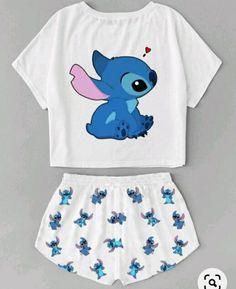 Cute Disney Outfits, Cute Lazy Outfits, Teenage Outfits, Outfits For Teens, Junior Outfits, Cute Pajama Sets, Cute Pajamas, Cute Pjs, Girls Fashion Clothes
