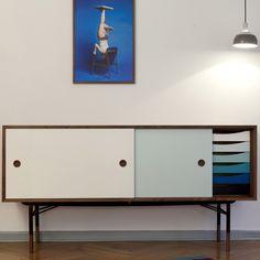 Sideboard By Finn Juhl – 01   Designalmic