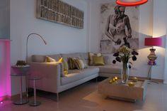 Sitting Room designed by Sophie Peckett Design www.sophiepeckettdesign.com