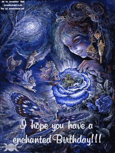 wiccan birthday blessing | Amanda Hinzman's Page