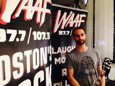 Aug 15th, 2014 My Silent Bravery at WAAF. — at Mechanics Hall.