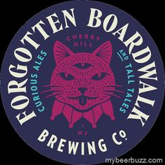 Forgotten Boardwalk Brewing Reveals New Logos