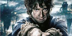 """Gewinne """"Der Hobbit: Die Schlacht der fünf Heere"""" - Bis zum 17. Mai verlost Pointer drei Fanpakete. Gewinnen kannst du die DVD, ein T-Shirt und eine Zettelbox."""