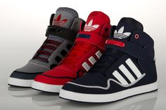 9 times out of 10 you will see me wearing Nikes BUT that one time I might be in Adidas, I'd wear these! sick