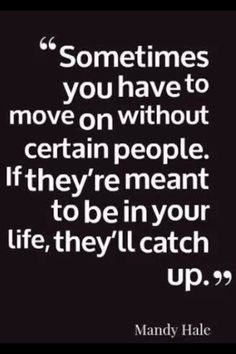 If it's meant to be....