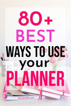 best ways to use your planner – Tips For The Best Organizations How To Use Planner, Planner Tips, Planner Supplies, Monthly Planner, Life Planner, Printable Planner, Happy Planner, Planner Stickers, 2015 Planner