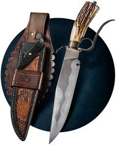 maker: Stephen Nowaki - nice hamon and hand guard