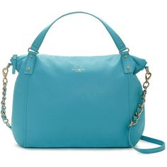 Kate Spade Cobble Hill Kori. It's my favourite colour and the leather is soooo soft.