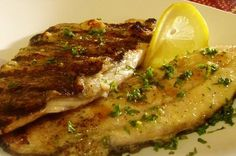 Grilled Cobia with Caper Hollandaise :  In a plastic bag add  ​1/4 sliced sweet onion 1/4 cup of Italian dressing 1 tbls Lemon Pepper 1 Tbls cajun seasoning 1 tbls of worcestershire 1 Tbls of Dales steak seasoning  Marinate for 1 hour or longer then grill to perfection  For easy  Hollaindaise  http://www.simplyrecipes.com/recipes/easy_blender_hollandaise_sauce/  Then add capers to Hollandaise and serve over Cobia,