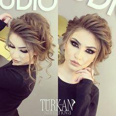 See this Instagram photo by @ilahahajiyeva_makeup_studio • 590 likes