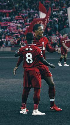 Salah Liverpool, Liverpool Players, Liverpool Football Club, Liverpool Fc Wallpaper, Liverpool Wallpapers, Memphis Depay, Premier League Soccer, This Is Anfield, Virgil Van Dijk