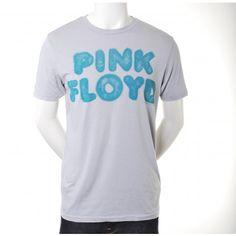 Pink Floyd Official Store - Teal Logo Men's T-Shirt - Apparel