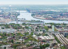 Neubaugebiet in Hamburg-Altona: Holsten-Quartier. Bild: Pixabay  https://neubauimmobilien.de/2016/07/12/neubaugebiet-in-altona-holsten-quartier/ #Hamburg #Neubaugebiet
