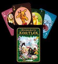 Sagolikt Bokförlag presenterar:Sagorikets kortlek med genusperspektiv!Här får killar ha klänning, tjejer vara superhjältar och prinsessan rata prinsarna och bli kär i en flicka av folket!Spela vanliga kortspel med alla karaktärerna ur våra sagor, eller samla familjer!I Sagoriket ser en familj som bekant ut på så många olika sätt..!Kortleken innehåller 55 kort, varav två är jokrar. Levereras inplastad.