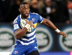 Stormers Rugby in the Super League...RUCK ON