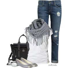 """Grey Day"" by archimedes16 on Polyvore"