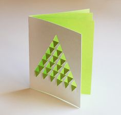 Xmas card di How About Orange