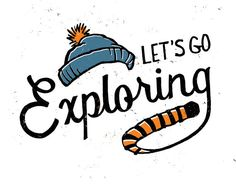 Calvin and Hobbes Let's Go Exploring Color Print by quietboystudio