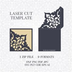 4X Diseño Rectangular Metal Corte Die para Bricolaje Álbum de recortes de papel de tarjetas HC