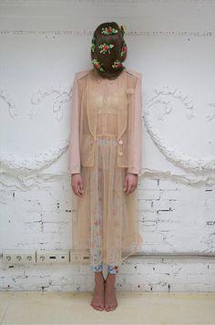 """Not fashion it is Art"" — Lesia Paramonova latest project LES"