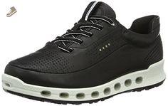 ECCO Women's Cool 2.0 Gore-Tex Fashion Sneaker, Black, 39 EU/8-8.5 M US - Ecco sneakers for women (*Amazon Partner-Link)