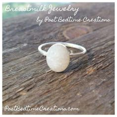 Hi! My name is Angel and I am the creator behind Post Bedtime Creations. A piece of breastmilk jewelry is a keepsake to remember the trials, joys, struggles, and deeply bonding experience nursing...