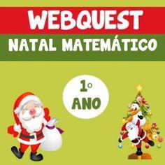 código 615- Webquest- Natal matemático