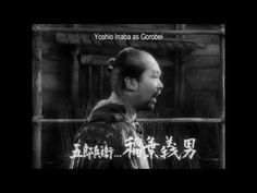 Seven Samurai (1954) Original Japanese Theatrical Trailer - YouTube