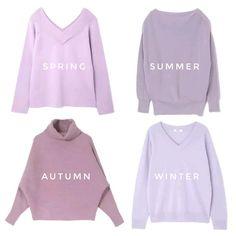 Soft Autumn Color Palette, Soft Summer Color Palette, Deep Winter Colors, Winter Typ, Seasonal Color Analysis, Color Me Beautiful, Warm Autumn, Colourful Outfits, Capsule Wardrobe