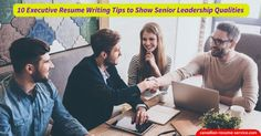 10 epic executive resume writing tips to land top-level job interviews.