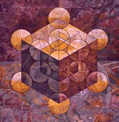 Metatron's Cube. Metatron is the name of an archangel in Judaism and in Christian folklore. Short article at website link!