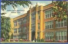 Abilene Senior High School, Abilene, TX