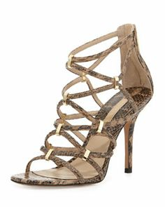 0fb0d825045e Michael Kors Men s Clothing Collection at Neiman Marcus. Michael Kors FlatsMichael  Kors MenNude HeelsBlack HeelsStrappy SandalsFlat ...