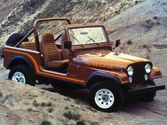 Jeep CJ – Istorija #jeep   #JeepCJ