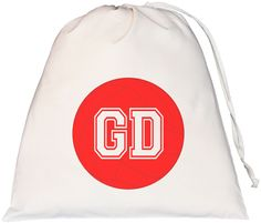 Netball Goal Defence Large Drawstring Bag
