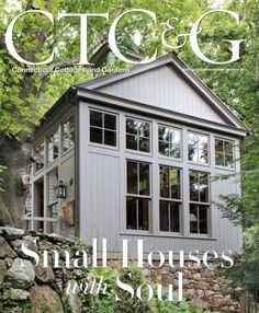 Connecticut Cottages & Gardens March 2015