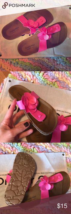 Giulia Palai Birkenstock Style Sandal Youth 2 Brand New Birkenstock Style Sandal... Youth Size 2... Pink Guilia Palai Shoes Sandals