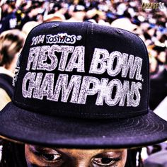 UCF fans had the best hat for National Hat Day on January 15th