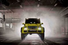 Mercedes benz G500 4x4 HD Pictures