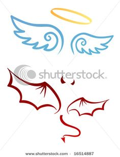 Google Image Result for http://image.shutterstock.com/display_pic_with_logo/70403/70403,1219660508,2/stock-vector-angel-and-devil-attributes-16514887.jpg