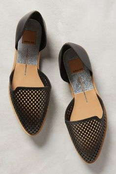 Dolce Vita Laynie D'Orsay Flats - anthropologie.com