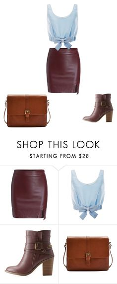 """""""Sin título #473"""" by hillary-espinoza on Polyvore featuring moda, Honor, Charlotte Russe y Joules"""