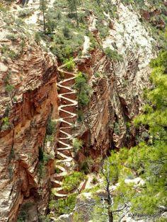 Walter's Wiggles Zion National Park, Utah