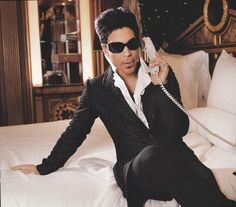 21 Nights, book of Prince's 2007 London tour in photography, taken by Randee St…