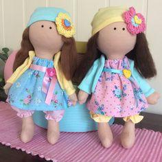 Fabric dolls. https://www.facebook.com/Myfriendtilda