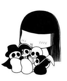 the wallflower anime sunako chibi   the wallflower # cosplay