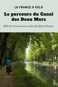 Nous avons passé quelques jours sur le Canal des 2 mers, entre Sète et Bordeaux. Un superbe itinéraire cyclable, facile et agréable ! On vous en dit un peu plus !
