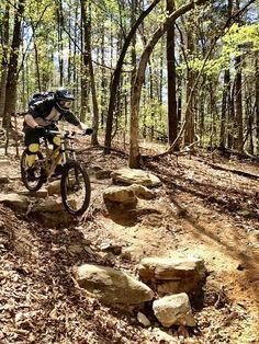 Top 5 Tips for Flying Through the Rocks on a Bike | lovingthebike.com