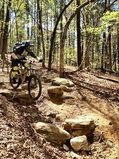 Top 5 Tips for Flying Through the Rocks on a Bike | lovingthebike.com