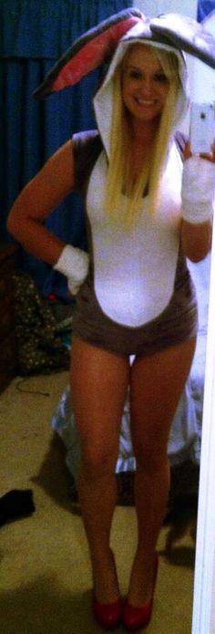 Bunny Costume, Badge Bunny Costume